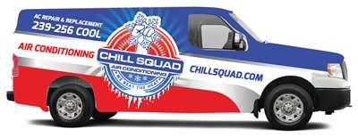 Chill Squad Truck